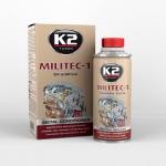 K2 MILITEC-1 250ml - 100% syntetická prísada ...