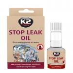 K2 STOP LEAK OIL 50ml - utesňovač motora