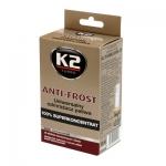 K2 ANTI FROST 50ml - proti zamŕzaniu paliva