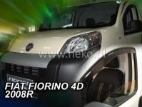 Deflektory Fiat Qubo od r.2008