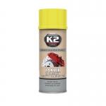 K2 BRAKE CALIPER 400ml Žltý - na brzdové strmene