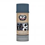 K2 COLOR FLEX 400ml Carbon - syntetický kaučuk