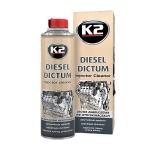 K2 DIESEL DICTUM 500ml - čistič trysiek