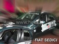 Deflektory FIAT SEDICI, 5dv. 2007r.→