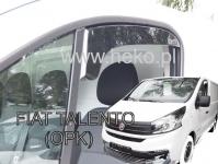 Deflektory Fiat Talento, od r.2016 (OPK)