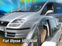 Deflektory FIAT ULYSSE, 5dv. 2003r. - 2007r.
