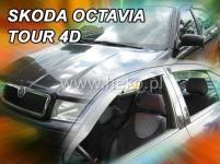 Deflektory ŠKODA OCTAVIA I / TOUR, 4dv. 10/1996r.-> ...