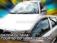 Deflektory ŠKODA OCTAVIA I/TOUR, 5dv. 10/1996r.-> ...