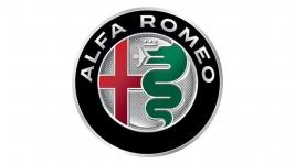 4CARS 3D LOGO ALFA ROMEO