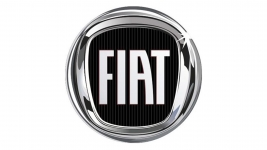 4CARS 3D LOGO FIAT
