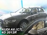 Deflektory AUDI A6 (C7) SEDAN od 2011r.-->