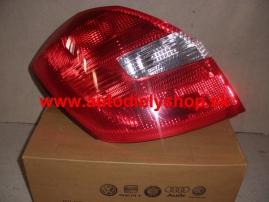 Škoda Fabia 1/07-zadné svetlo ľavé
