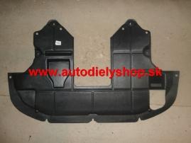 Alfa 147 3/05- Kryt pod motor, benzínový