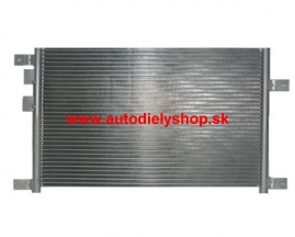 Alfa 156 97-03 Chladič klimatizácie 1,6i-1,8i-1,9JTD-2,0i-2,4JTD