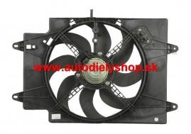 Alfa 147 10/00-2/05 Ventilátor chladičov 1,6i 16V