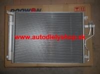 Hyundai ix35 4/2010- chladič klímy 2,0CRDi