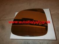 VW TRANSPORTER T5 11/2009- sklo zrkadla ľavé