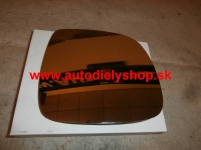 VW TRANSPORTER T5 11/2009- sklo zrkadla Pravé