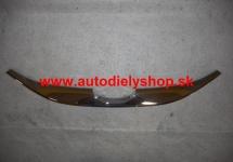 Hyundai ix35 4/2010- lišta masky / chromova