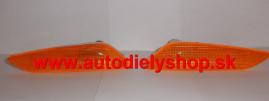Alfa 147 3/05- bočné smerovky oranžové Sada L+P