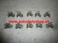 Fiat DOBLO 2/2010- montážne spony 10ks