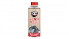K2 - MOTOR FLUSH - čistí motor pred výmenou oleja