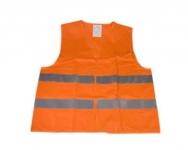 Reflexná vesta oranžová