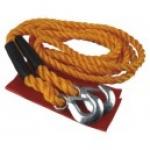 D. Ťažné lano od 2,5t-4t, 4m