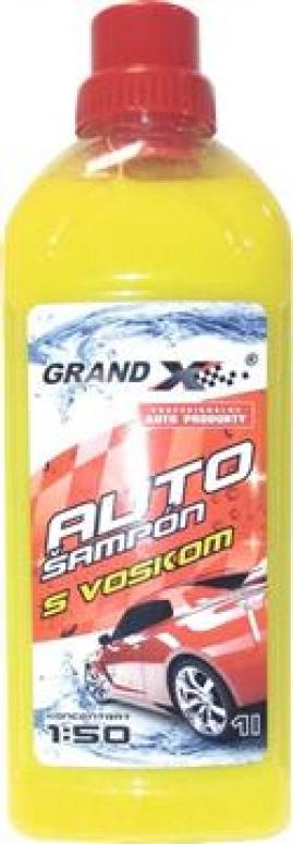 Gx Autošampón s voskom 1L /žltý/