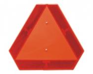 Výstražný trojuholník-traktor