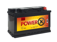PowerX   new  12V/72 Ah  Ca/Ca