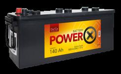 PowerX  12V/140 Ah