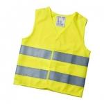 Reflexná vesta žltá pre deti