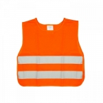 Reflexná vesta oranžová pre deti