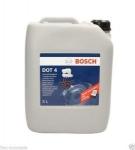 Brzdová kvapalina Bosch DOT 4  5L