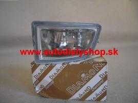 Škoda Fabia 9/99-7/04 hmlovka predná ľavá