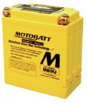 MotoBatt 12V/ 11Ah (P+L)  MB9U