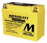 MotoBatt 12V/ 9Ah (L)  MBT9B4
