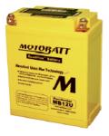 MotoBatt 12V/ 15Ah (P+L)  MB12U