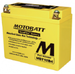 MotoBatt 12V/ 11Ah (L)  MBT12B4