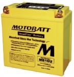 MotoBatt 12V/ 20Ah (P+L)  MB16U