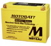 MotoBatt 12V/ 20,5Ah (P)  MB16AU