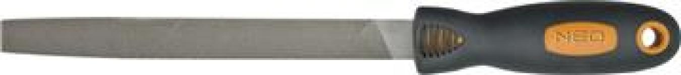 Pilník pologulatý, 200 x 2 mm