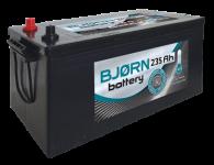 BJORN SHD batterie 12V/235Ah  SMF  (BT2350)