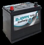 BJORN batterie AZIA 12V/70Ah Ľ  (BA0701)