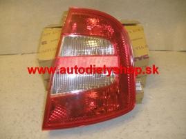 Škoda Fabia 9/99-7/04 zadné svetlo pravé na HB