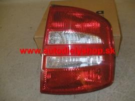 Škoda Fabia 9/99-7/04 zadné svetlo pravé,KOMBI /SDN