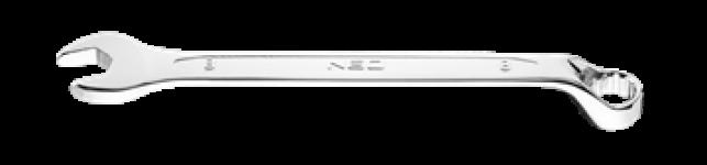 Kĺúč očko-plochý spline 8 mm