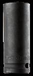 Gola hlavica rÁzovÁ predĺžená 1/2, 21 mm, cr-mo
