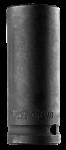 Gola hlavica rÁzovÁ predĺžená 1/2, 24 mm, cr-mo